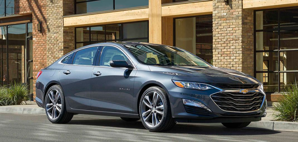 2019 Chevrolet Malibu Owners Manual