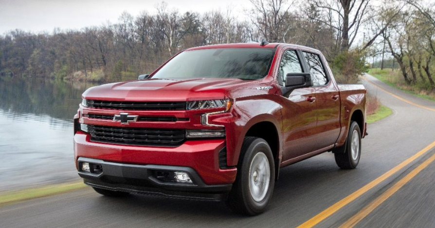 2020 Chevrolet Silverado 1500 Owners Manual