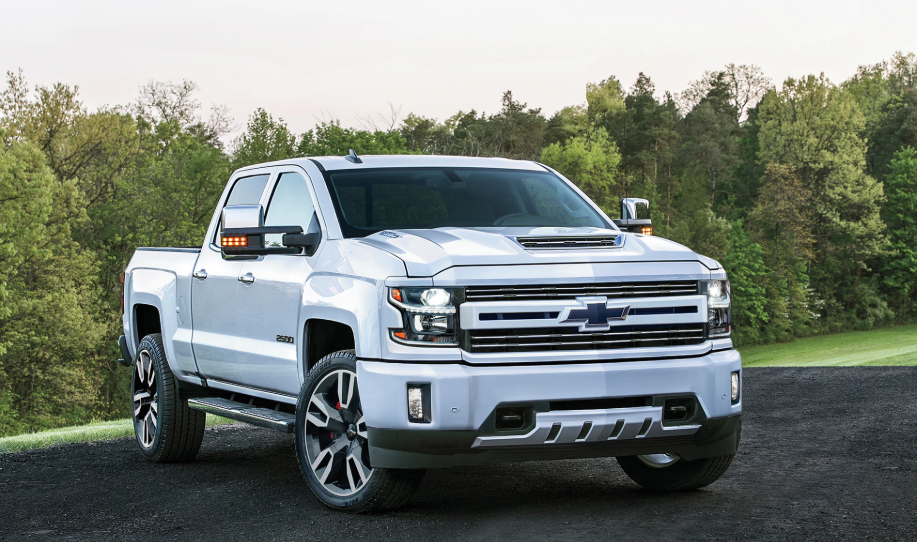 2020 Chevrolet Silverado 2500 Owners Manual