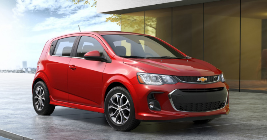 2020 Chevrolet Sonic Owners Manual