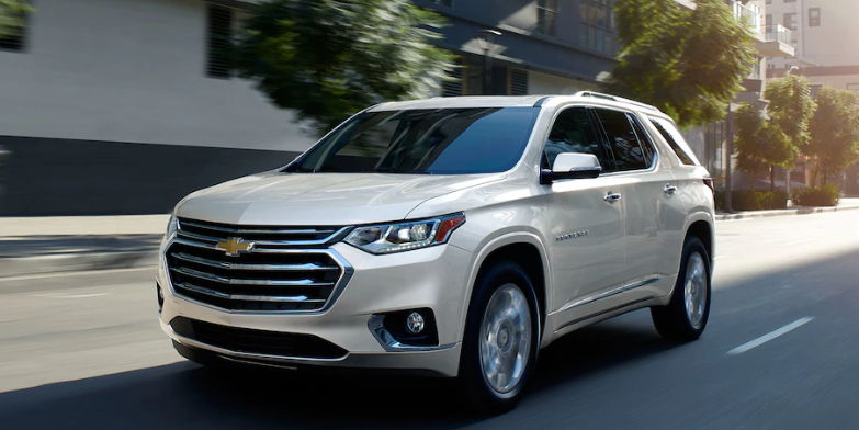 2019 Chevrolet Traverse Owners Manual