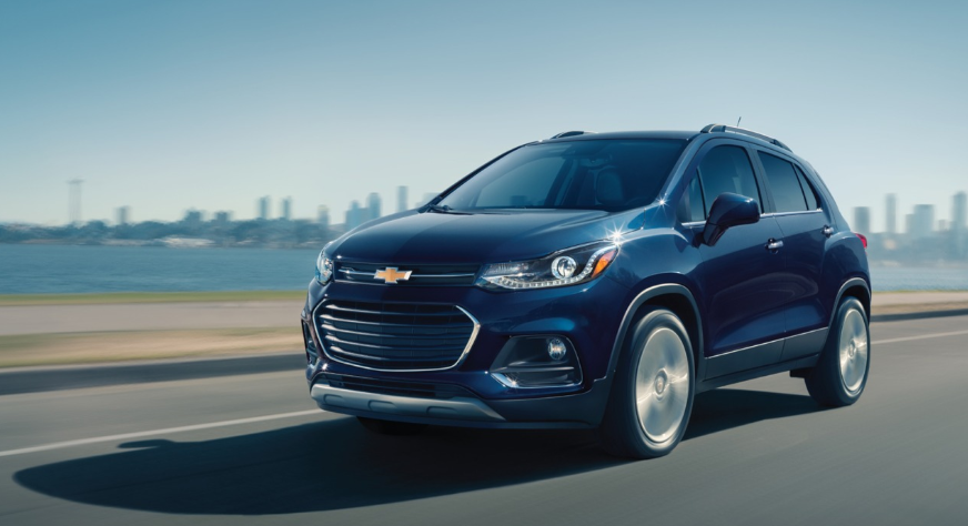 2020 Chevrolet Trax Owners Manual