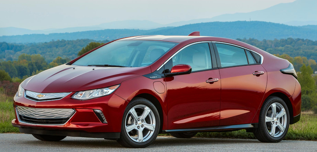 2019 Chevrolet Volt Owners Manual