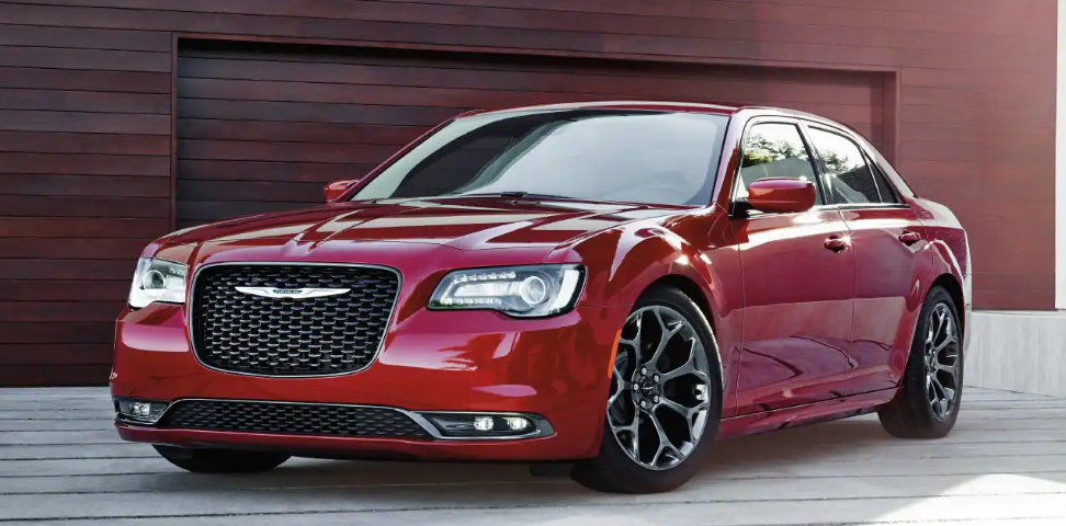 2019 Chrysler 300 Owners Manual