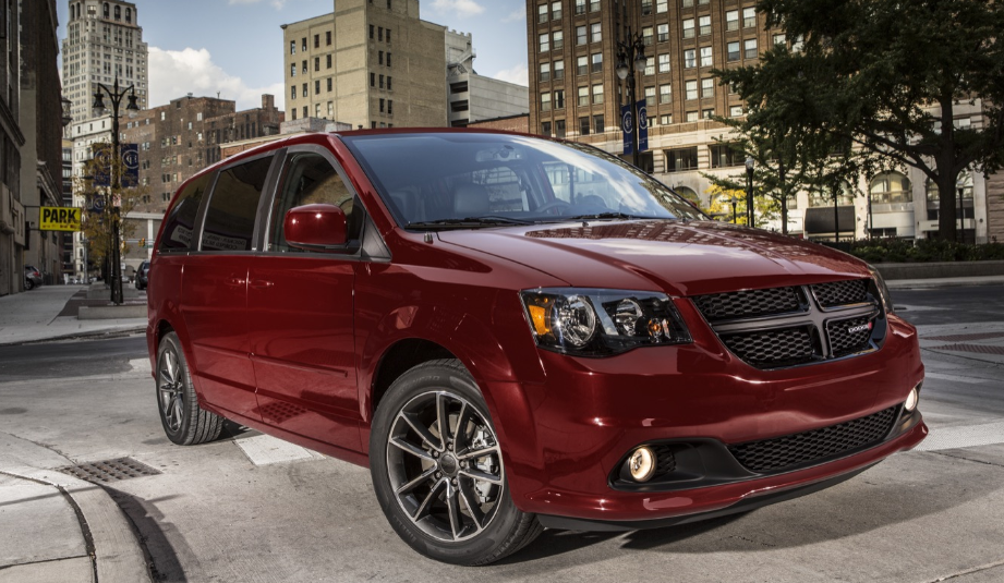 2019 Dodge Grand Caravan Owners Manual