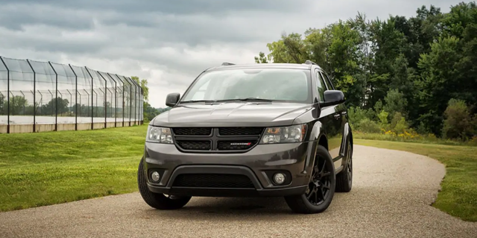 2020 Dodge Journey Owners Manual