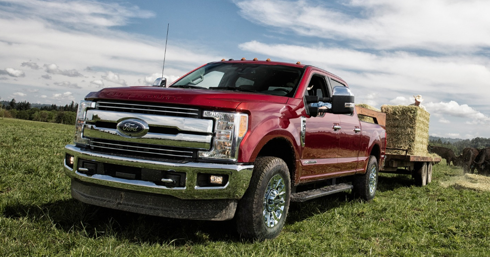 2019 Ford F-250 Owners Manual