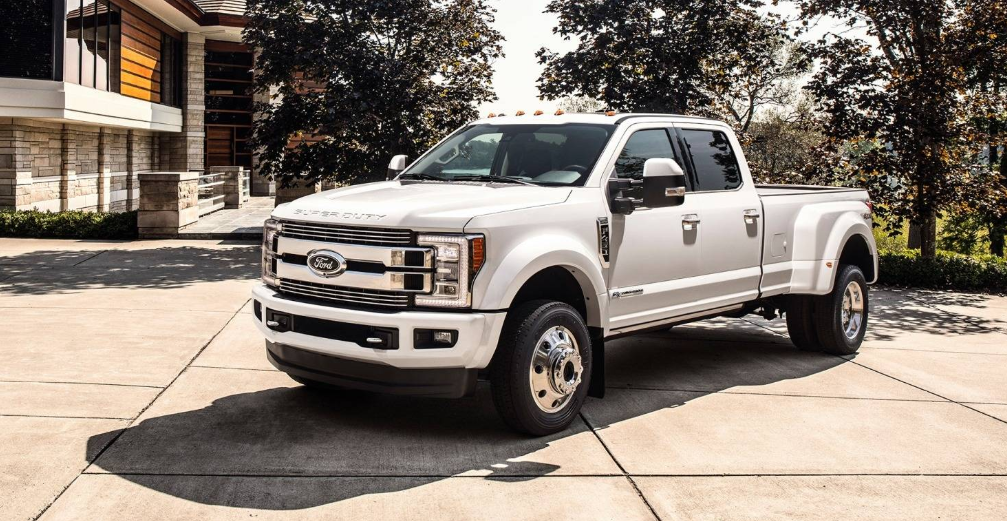 2020 Ford F-350 Owners Manual
