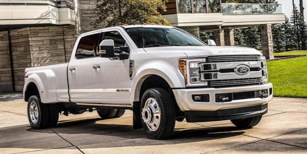 2019 Ford F-450 Owners Manual