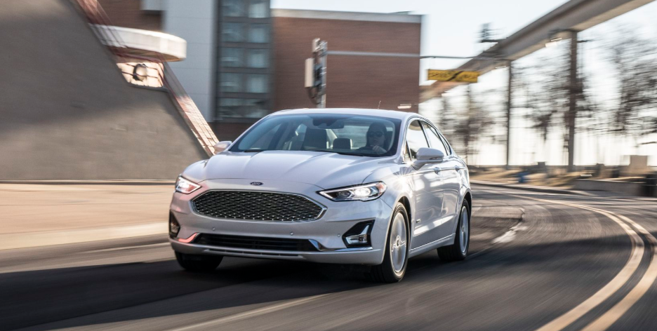 2019 Ford Fusion Energi Owners Manual