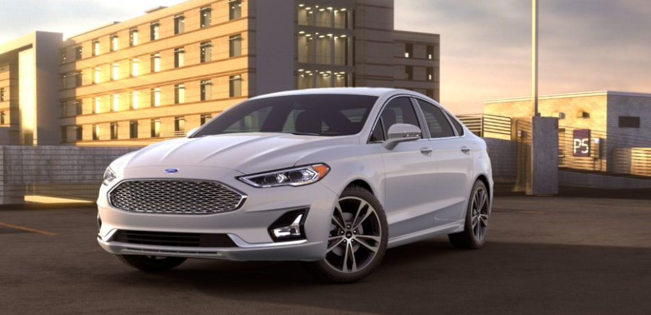 2019 Ford Fusion Hybrid Owners Manual