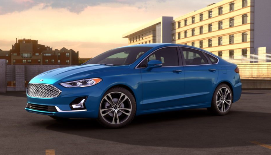 2020 Ford Fusion Owners Manual