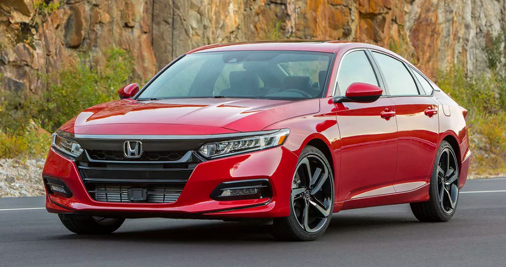 2020 Honda Accord Owners Manual