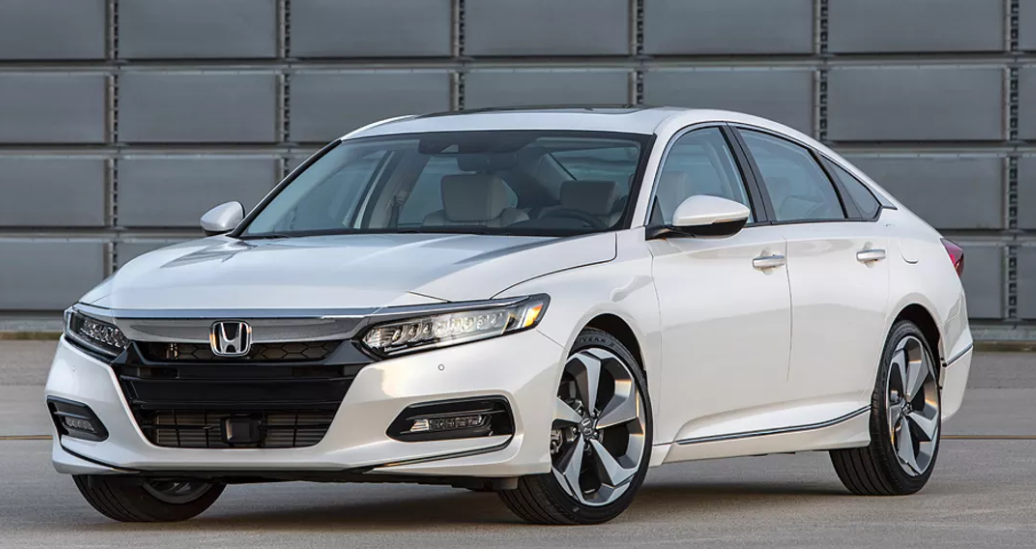 2020 Honda Accord Sedan Owners Manual