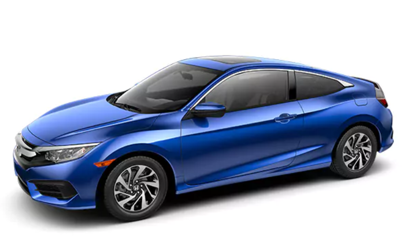 2019 Honda Civic Coupe Owners Manual