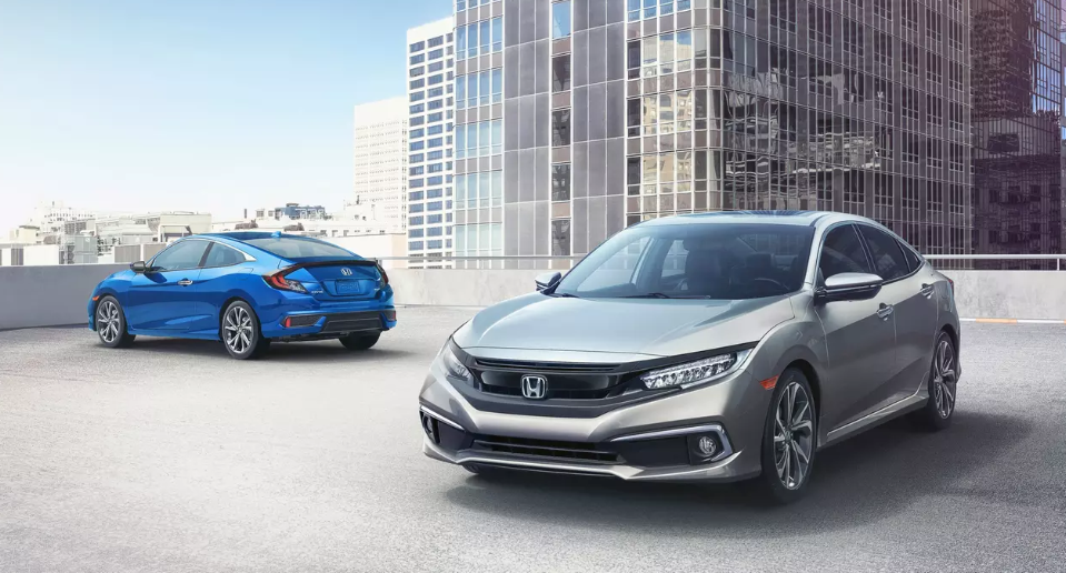 2020 Honda Civic Owners Manual