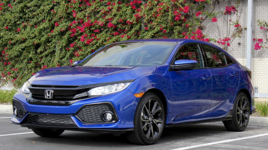 2020 Honda Civic Si Sedan Owners Manual