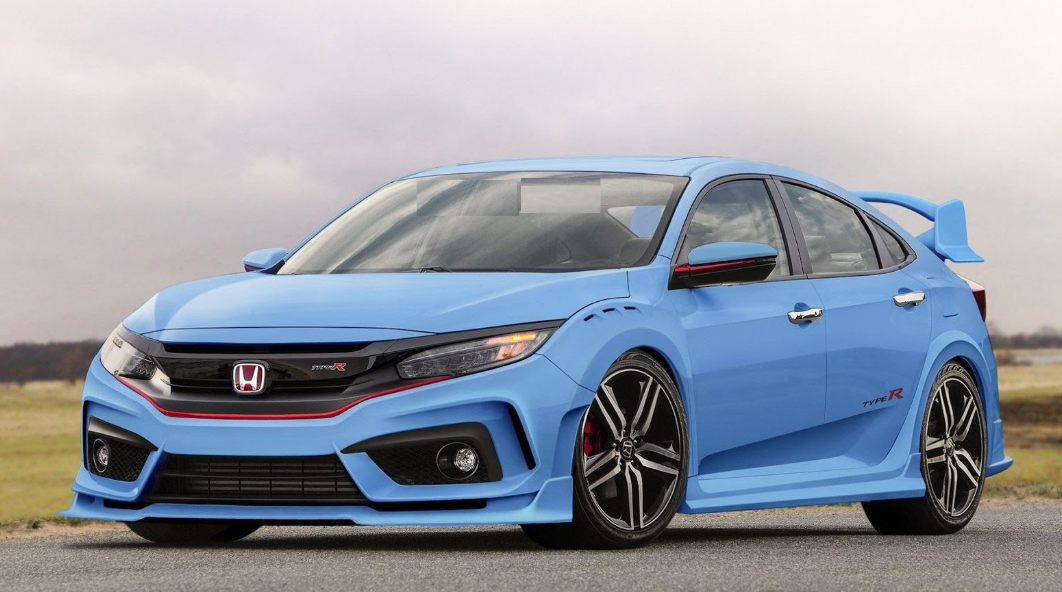 2020 Honda Civic Type R Owners Manual