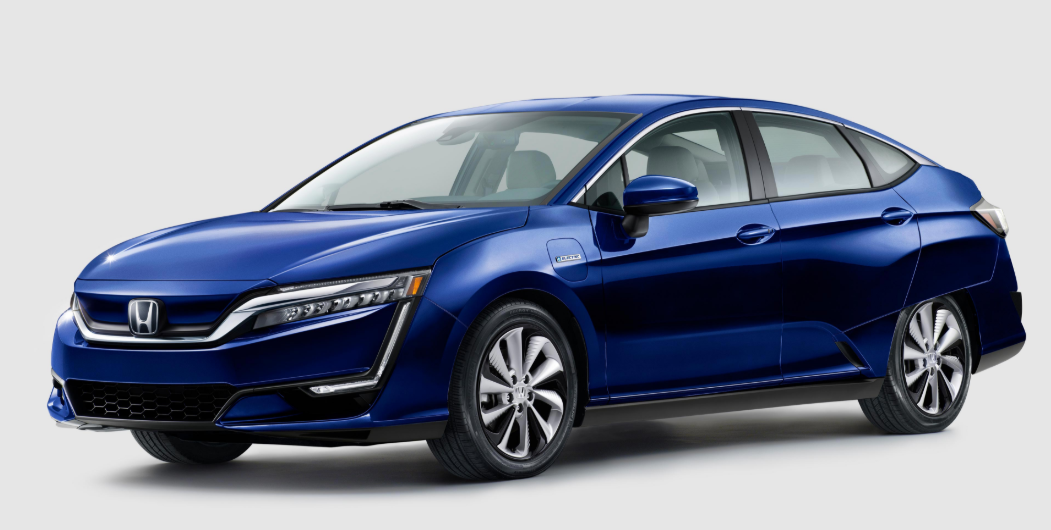 2019 Honda Clarity Electric Owners Manual
