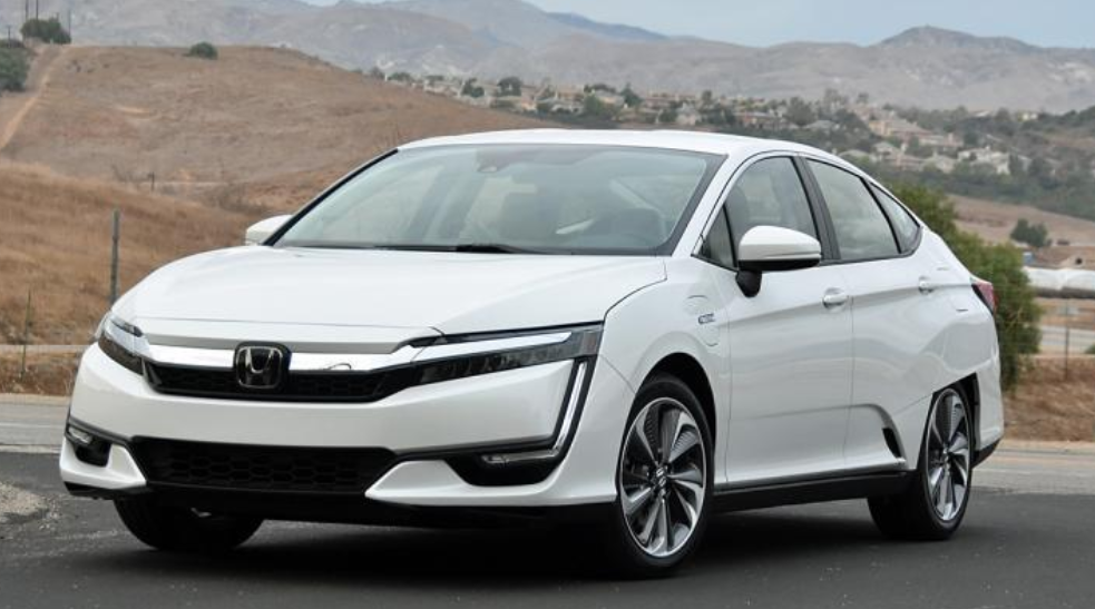 2020 Honda Clarity Fuel Cell Owners Manual