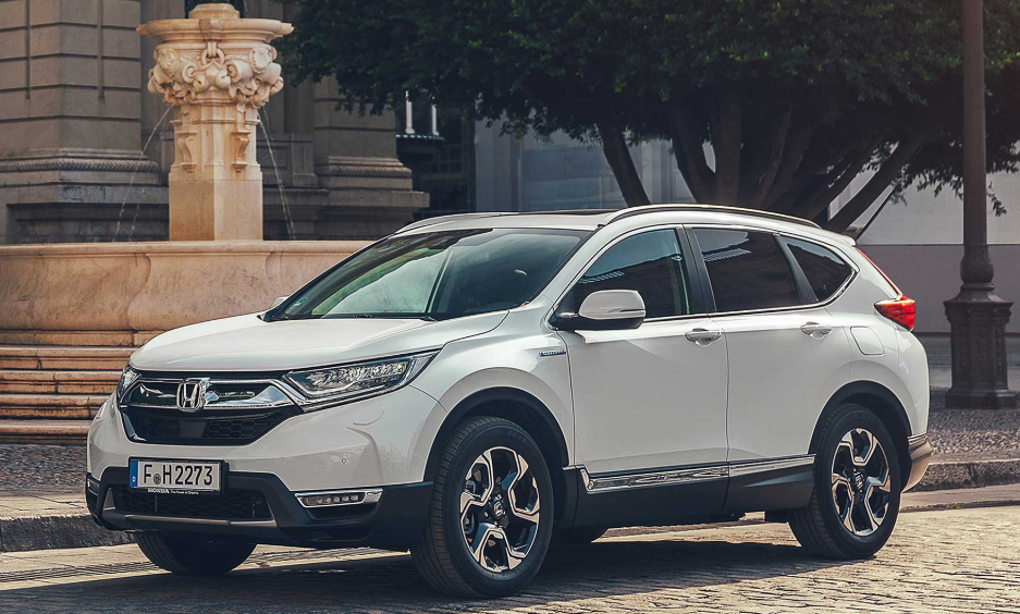 2020 Honda Cr-V Owners Manual