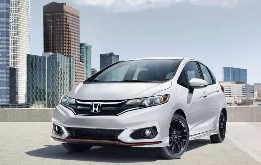 2019 Honda Fit Owners Manual