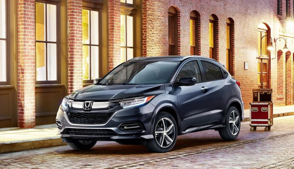 2019 Honda Hr-V Owners Manual
