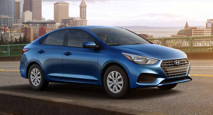 2020 Hyundai Accent Owners Manual
