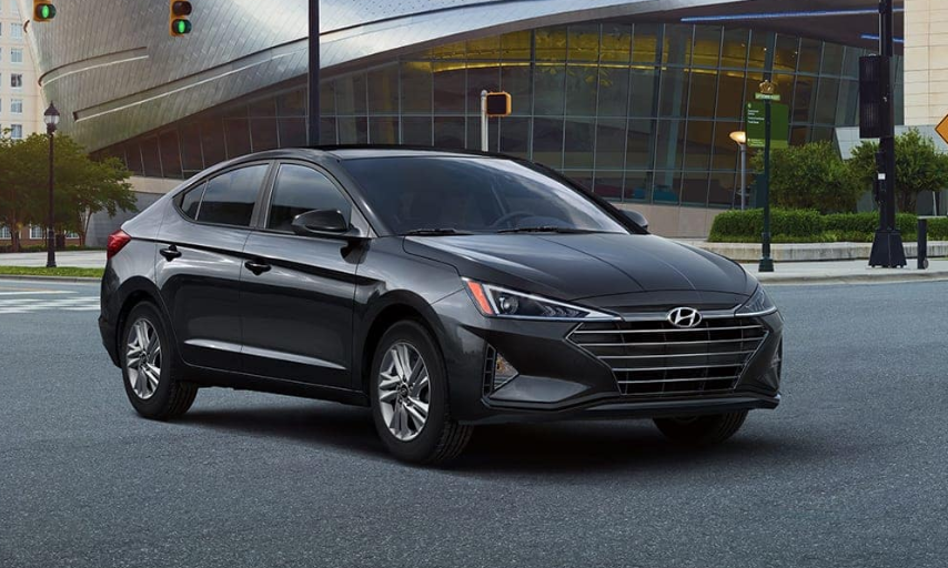 2019 Hyundai Elantra Owners Manual
