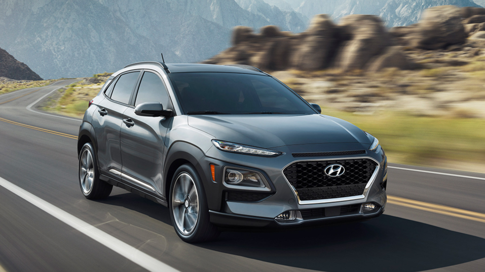 2019 Hyundai Kona Owners Manual