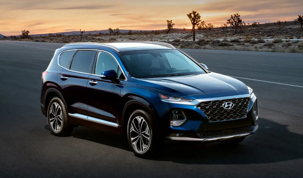 2019 Hyundai Santa Fe Owners Manual