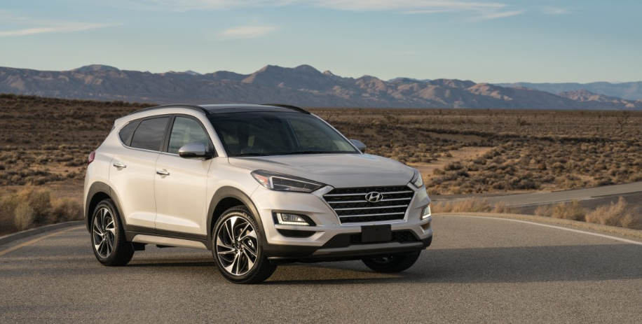 2019 Hyundai Tucson Owners Manual