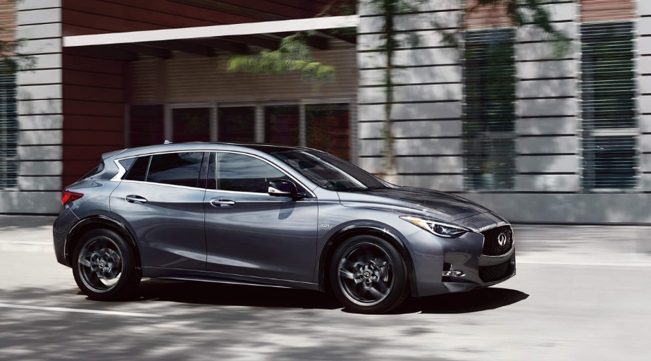 2019 Infiniti Qx30 Owners Manual