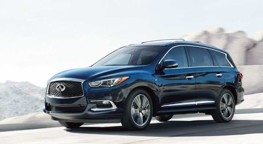 2019 Infiniti Qx60 Owners Manual