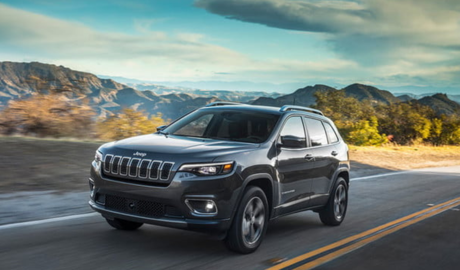 2020 Jeep Cherokee Owners Manual