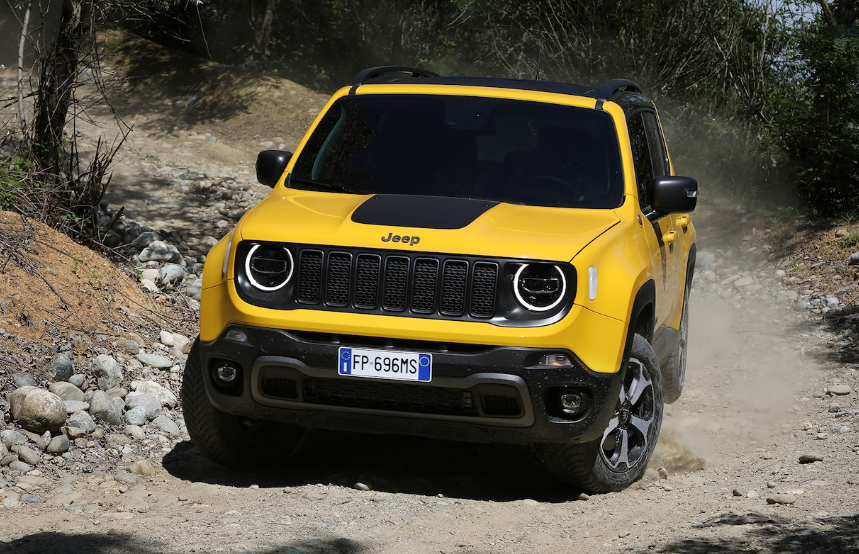 2019 Jeep Renegade Owners Manual