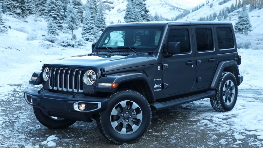 2019 Jeep Wrangler Unlimited Owners Manual
