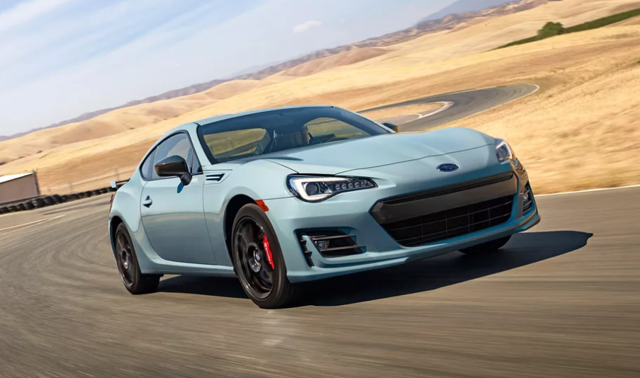 2020 Subaru BRZ Owners Manual