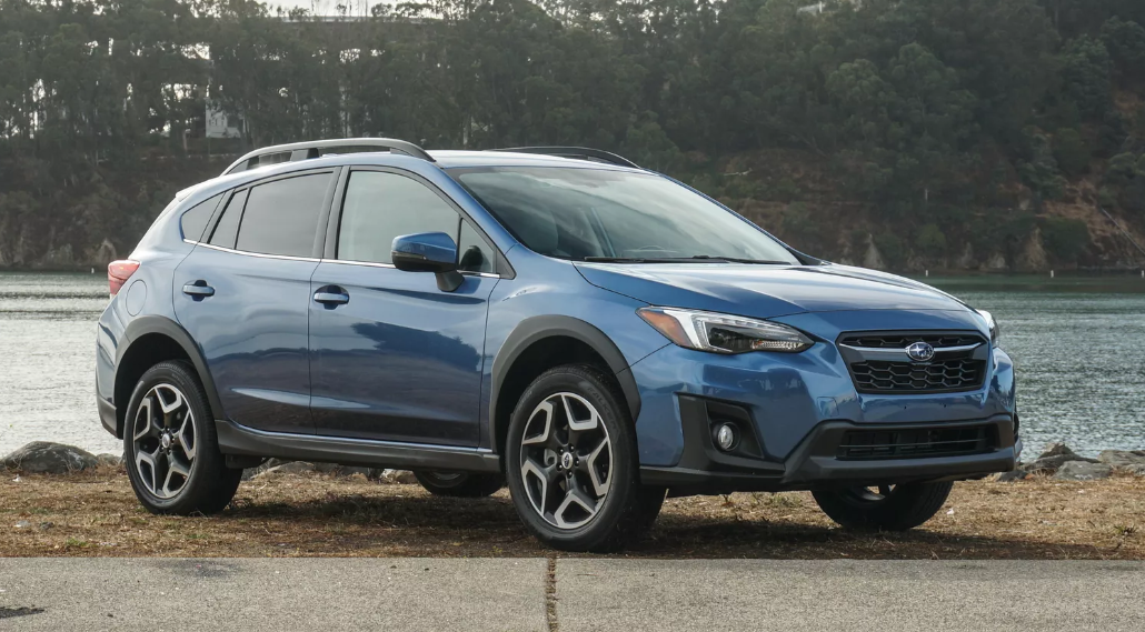 2020 Subaru Crosstrek Owners Manual