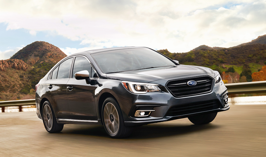 2020 Subaru Legacy Owners Manual
