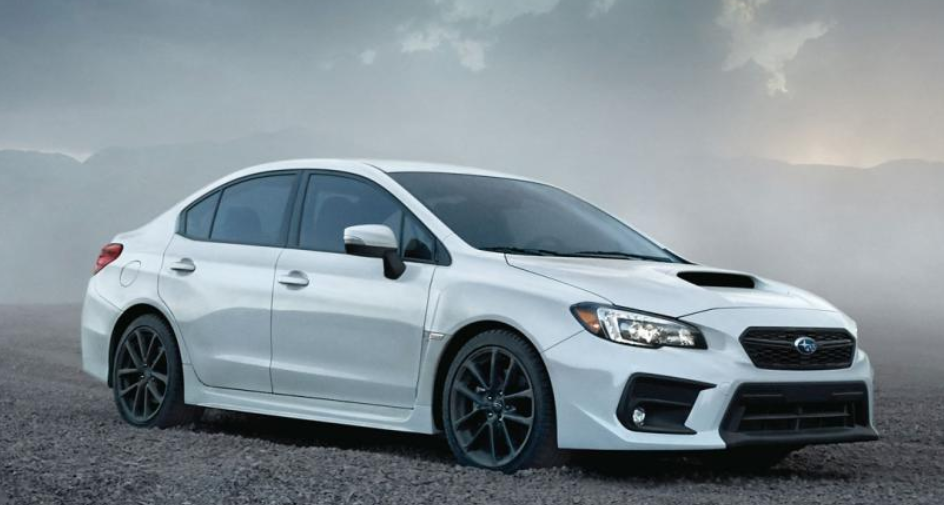 2019 Subaru WRX Owners Manual