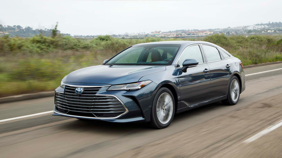 2020 Toyota Avalon Hybrid Owners Manual