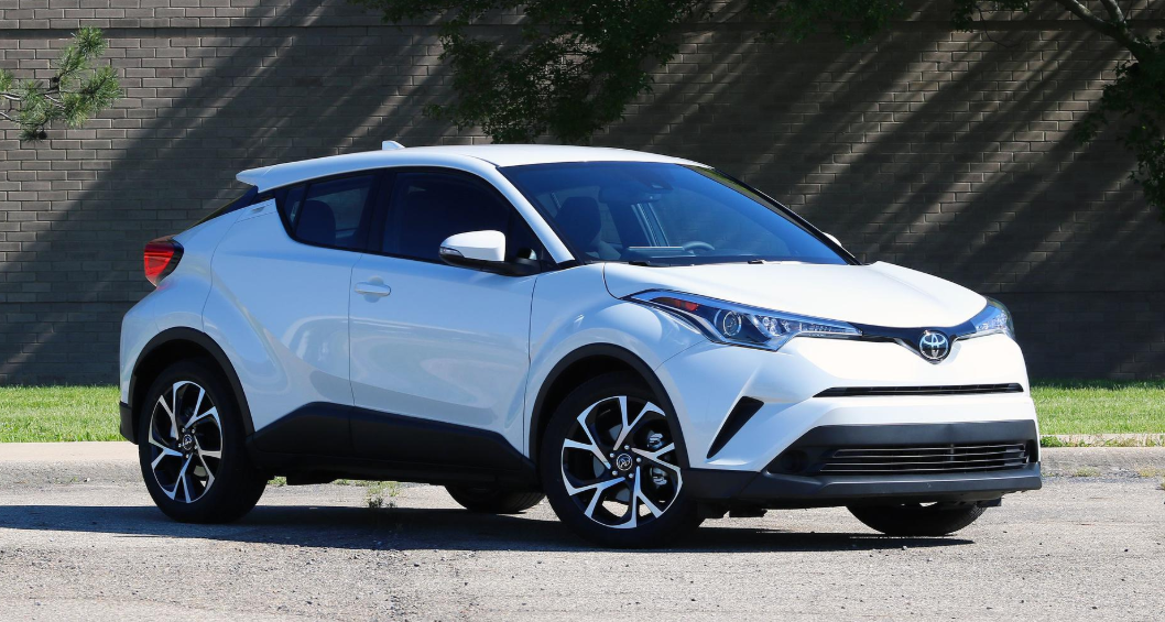 2019 Toyota C-Hr Owners Manual