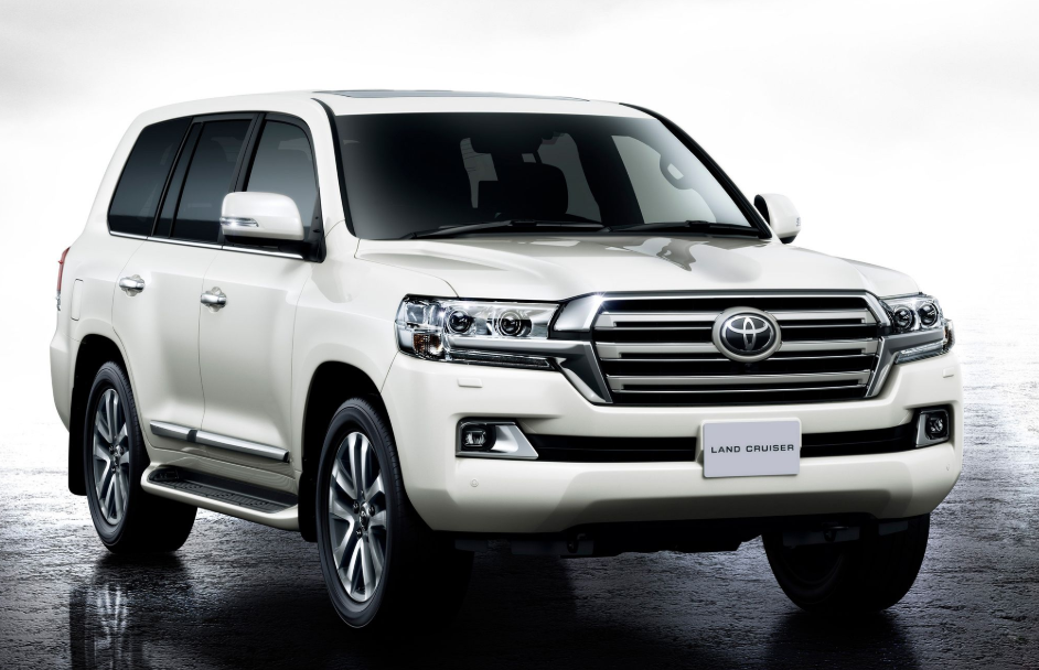 2019 Toyota Land Cruiser Owners Manual