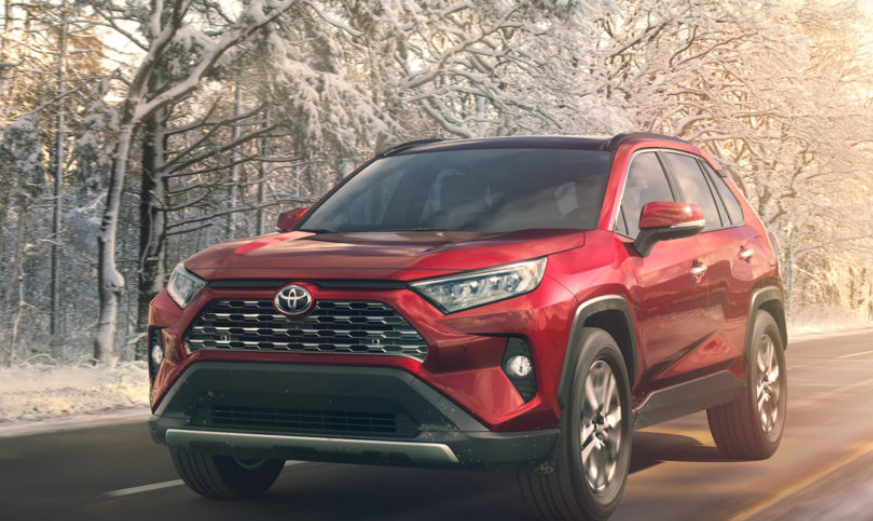 2020 Toyota Rav4 Owners Manual