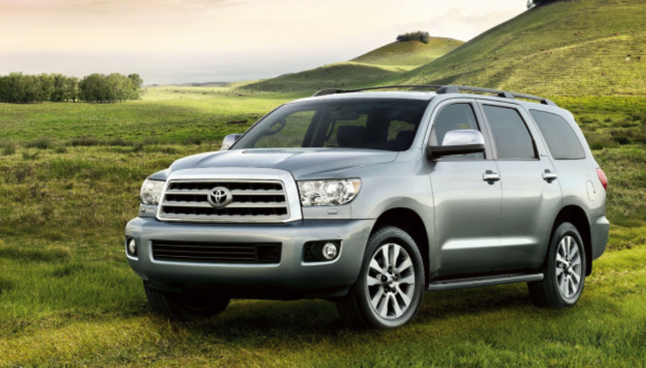 2019 Toyota Sequoia Owners Manual
