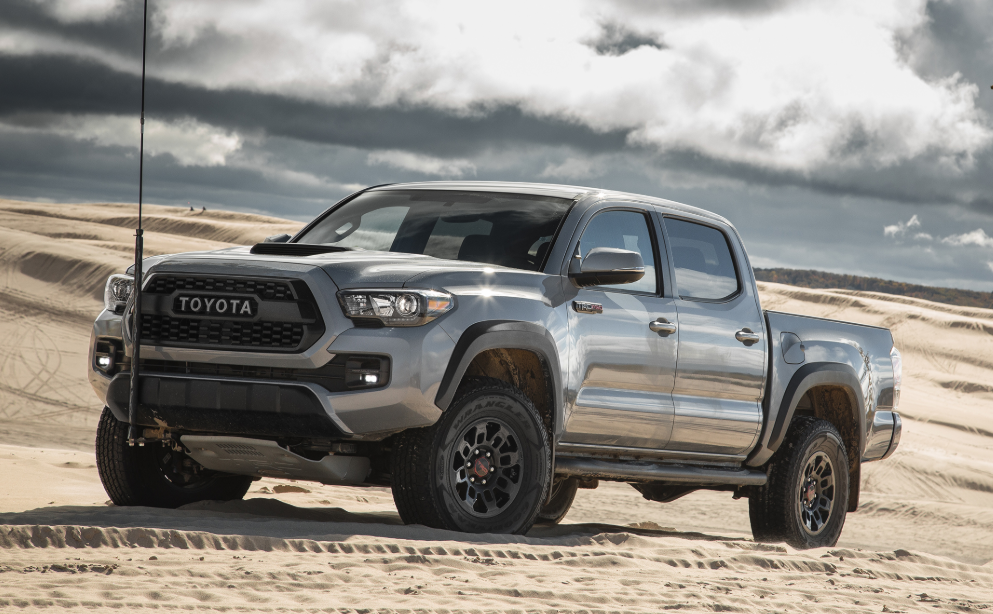 2019 Toyota Tacoma Owners Manual