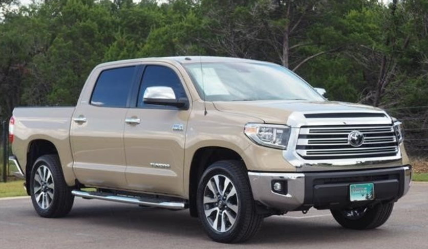 2019 Toyota Tundra Owners Manual