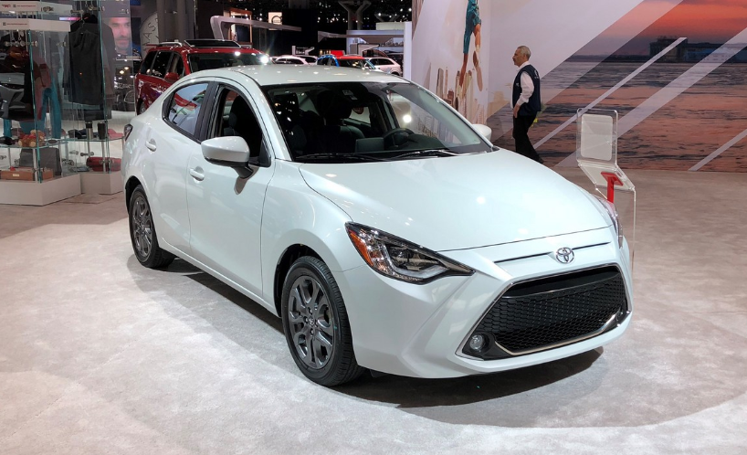 2019 Toyota Yaris Ia Owners Manual