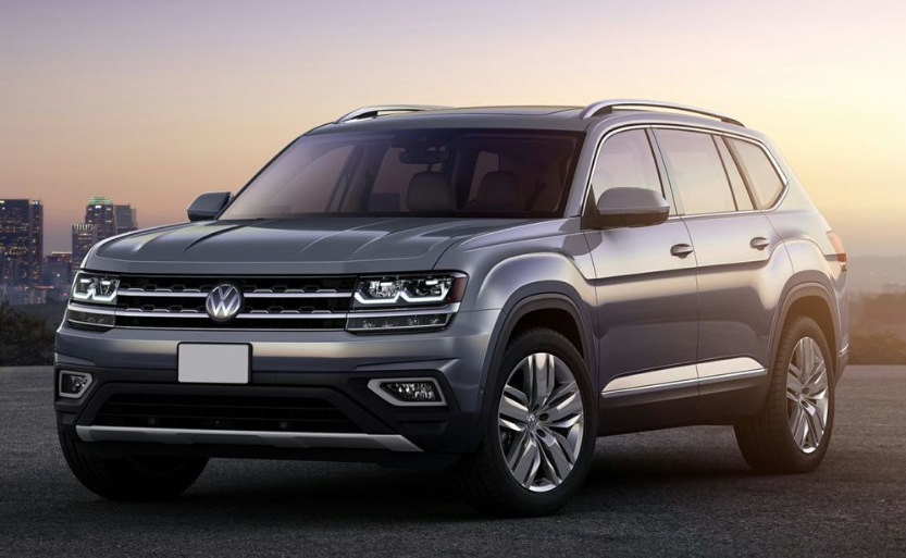 2020 Volkswagen Atlas Owners Manual